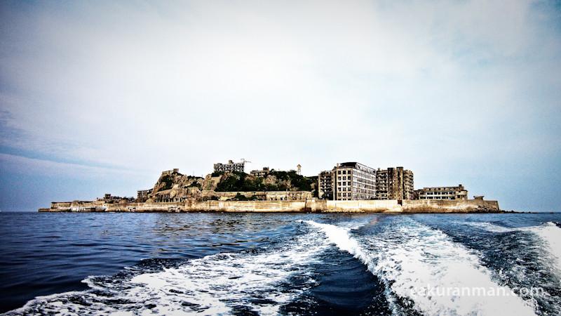 Hashima Island Japan A Perfect Example Of Human Residue